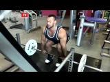 Становая тяга - техника выполнения упражнения