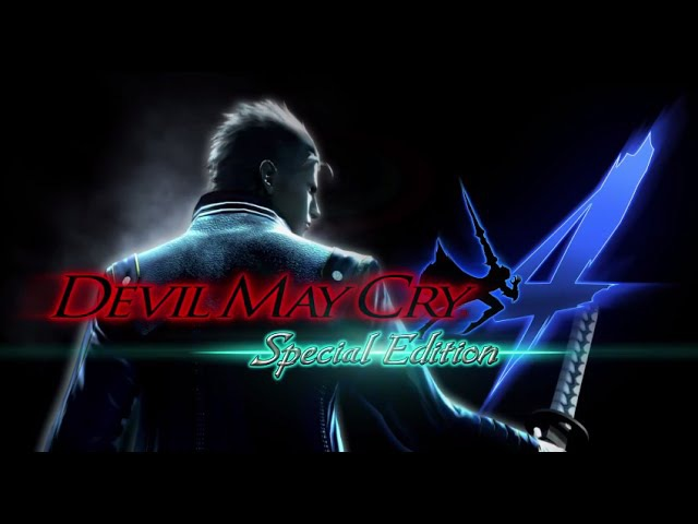 Devil May Cry 4 S.E - Ahh! I NEED MORE POWER! Vergil/Lady/Trish Trailer! (HD-1080p)