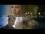 Multifandom ll I'm sorry I couldn't save you (460+)