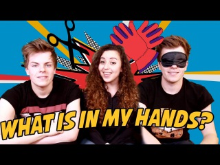 WHAT'S IN MY HANDS 2.0 with AFriendlyArab