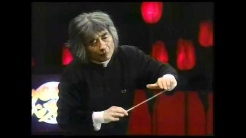 Seiji Ozawa - SAITO-KINEN Chaconne