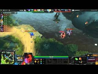 Empire -vs- Alliance, WCA EU Open Quals Final, game 1