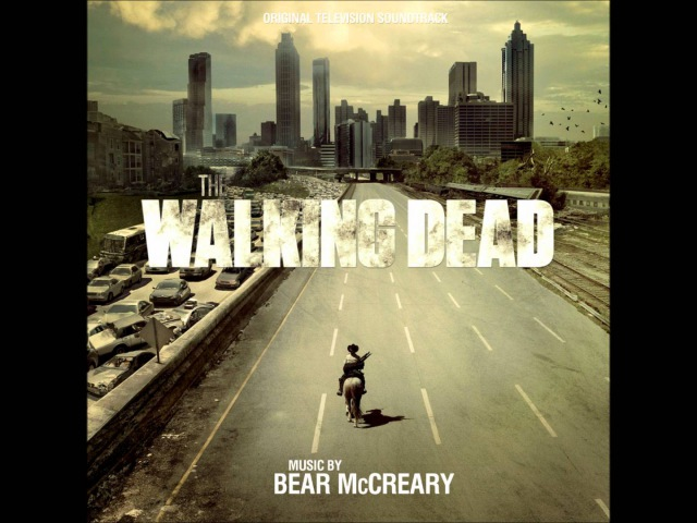 Bear McCreary - The Mercy Of The Living (The Walking Dead OST) / Бэар МакКрири - Милосердие живых (Ходячие мертвецы 2)