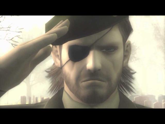 Metal Gear Solid - Snake Eater - A True Patriot