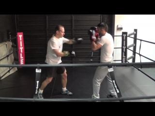 Кикбоксинг, бокс и самооборона. Часть 17. Парирование ударов.