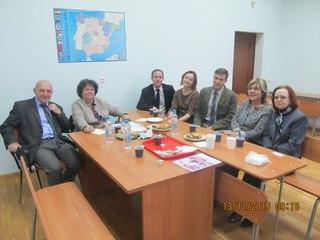 Встреча с кубинскими коллегами