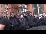 СтопХам 2015 жесткий жесткая драка дал прям в толпа и стопхам