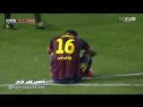 هدف غاريث بيل على برشلونة ◄ نهائي كأس ملك إسبانيا 2014 ◄ جميع المعلقين HD