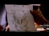 Промо + Ссылка на 10 сезон 3 серия - Секретные материалы / The X-Files