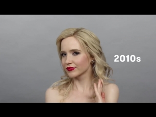 100 Years of Beauty - Russia (Anya)