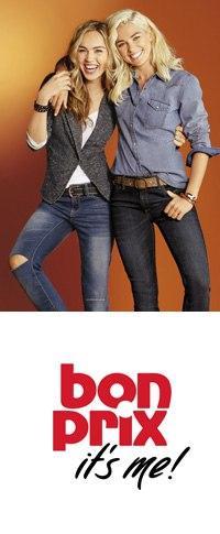 Онлайн-магазин bonprix -модная одежда и товары для