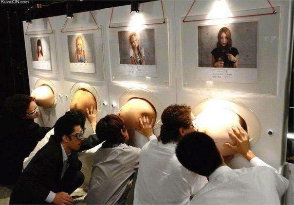 17 самых больших странностей, которые можно увидеть только в Японии...