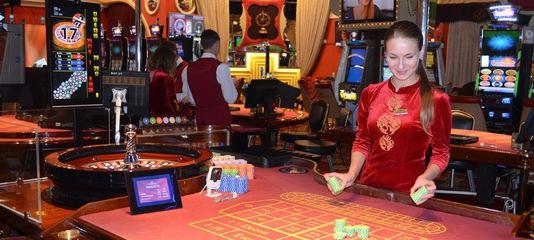 Где находятся казино