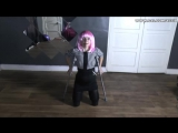 DAK Amputee Underarm Crutching