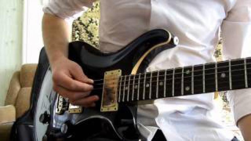 Уроки игры на гитаре. Упражнения для правой руки. М. Старостин