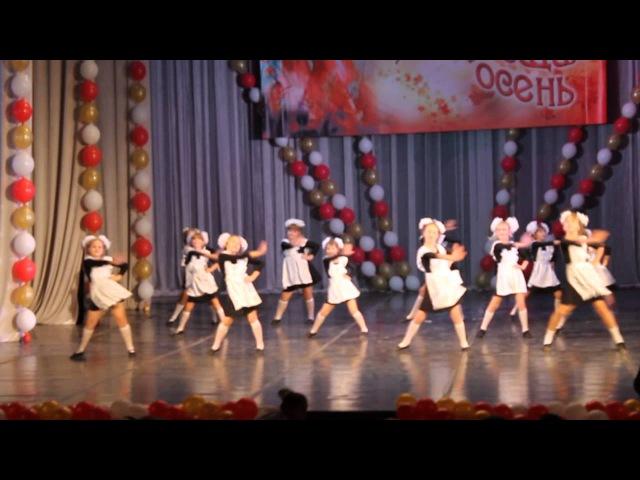 Танцующая осень 2015 в Липецке 08.11.2015 Умет