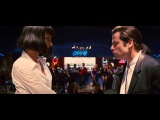 Pulp Fiction (1994) John Travolta - Uma Thurman Dance Scene HD