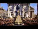 Cleopatra Enters Rome
