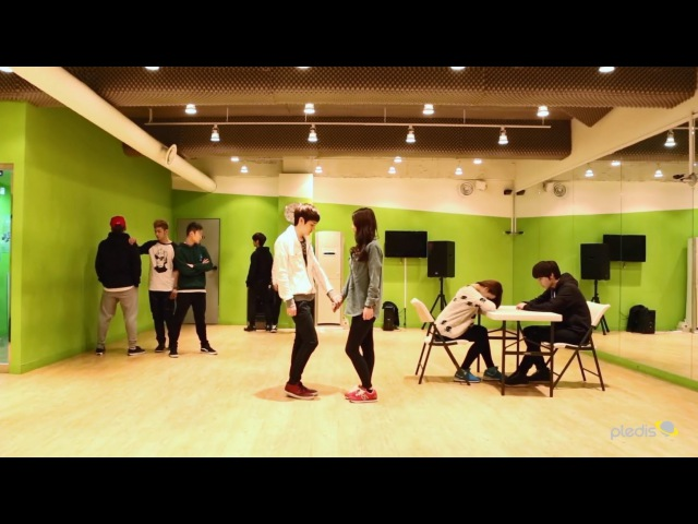 Nu'est(뉴이스트) _ Hello(여보세요) _ Choreography(안무) Full Ver.