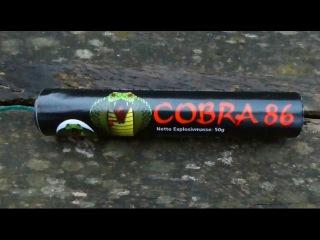 Cobra 86 - 50Gramm Polenböller - DiBlasioElio Imitat Böller