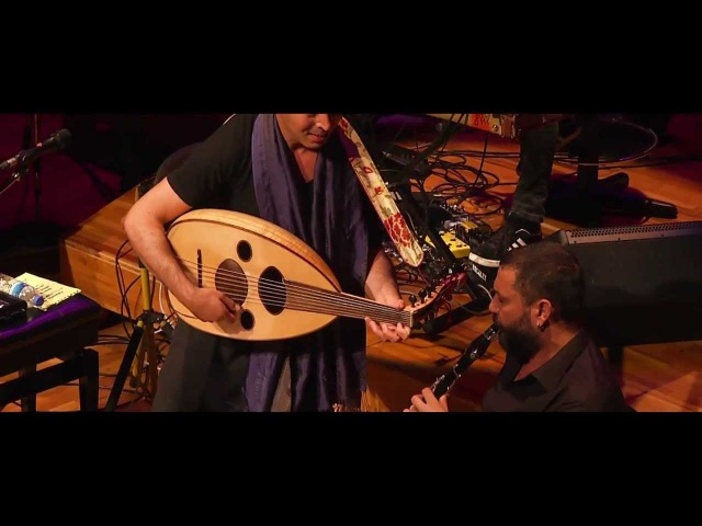 Dhafer Youssef's Full Live concert at ASSM Izmir-Turkey 2013