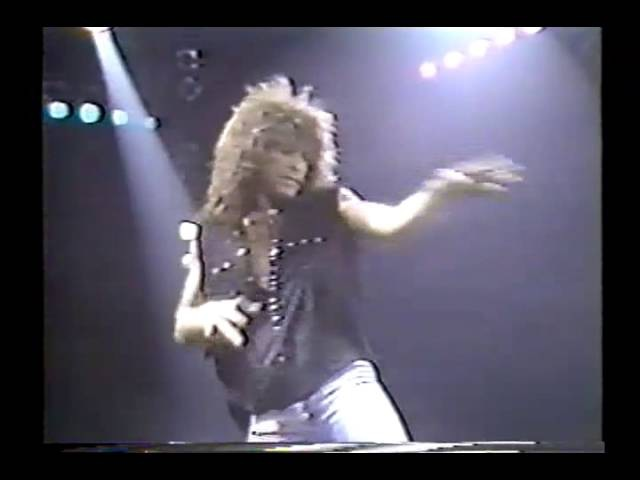 Bon Jovi - You Give Love A Bad Name (Live Philadelphia 1989) *ENHANCED AUDIO