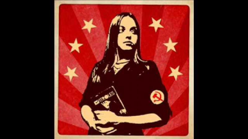 Vitroles - Gatinha comunista