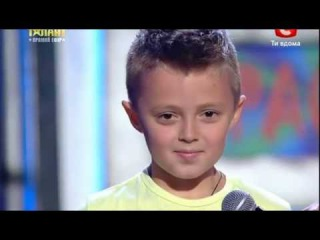 Украина мае талант 4 / Полуфинал №5 / Виталий Тищенко