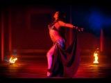 Diana Bastet Metal Belly Dance. Lamb of God