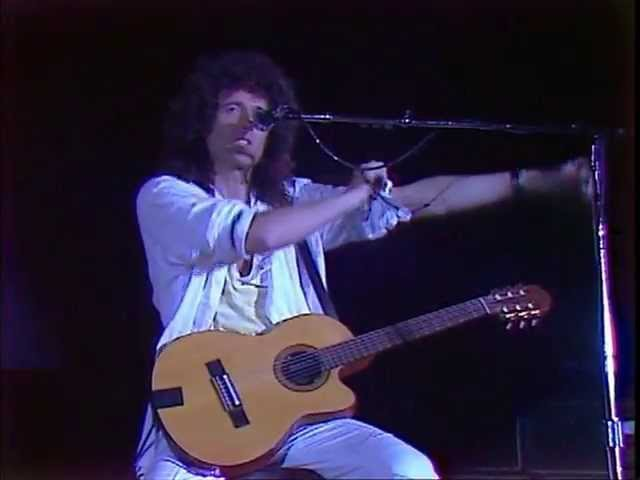 Queen - Is This The World We Created (Live At Wembley Stadium, Friday 11 July 1986)