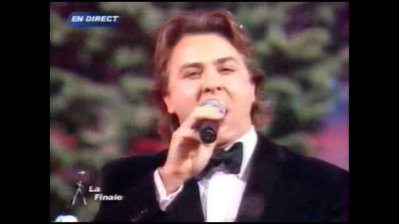 GREGORY LEMARCHAL - Petit Papa Noel (avec Roberto Alagna Lucie).avi