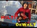 Независимый обзор Монтажных Пистолетов (HILTI vs DeWaLT)