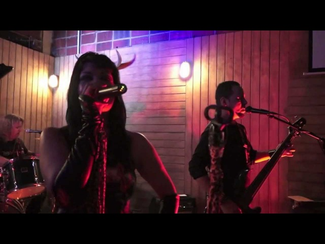 W.A.S.P. SLEEPING IN THE FIRE (cover) / Mj Anton
