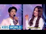 Park Bogum & Irene - One and Half | 박보검 & 아이린 - 일과 이분의 일 [Music Bank HOT Stage / 2015.05.01] кфк