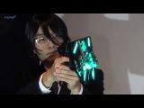 Cerevo、アニメPSYCHO-PASSの特殊拳銃ドミネーター開発。自動変形機構、スマホで