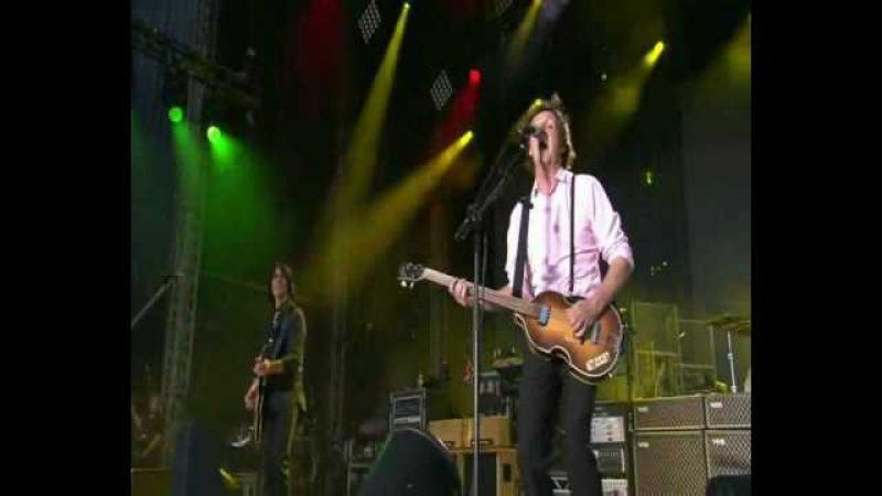 Paul McCartney - Ob La Di - Ob La Da Live in Hyde Park june 27 2010