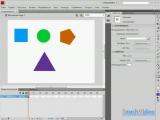 Видеоуроки Adobe Flash CS4 - Инструмент выделения