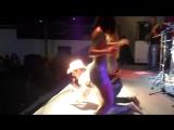Duas gostosas dançando nuas com o corpo pintando! | Brazilian Girls vk.com/braziliangirls