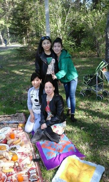 Фото №369726178 со страницы Зари Кыргыз-Кызы