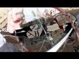 Атака Титанов 1 сезон 22 серия [Субтитры] | Вторжение Гигантов 22 эпизод русские субтитры [HD] 18+