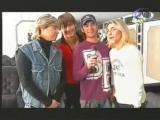 staroetv.su / Звездный дилижанс (СТВ, 2005) Пожелание участникам проекта от группы На-На