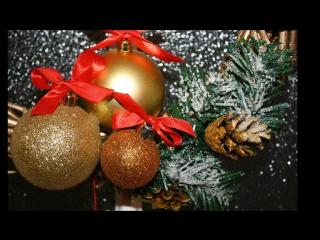 Рождественские веночки