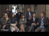 TIFF- Black Mass Cast Says Johnny Depp Brings Energy, Charisma - Its Electric