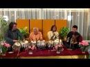 MERU Concert Tabla Trio Legendary maestro Ustad Faiyaz Khan with his disciples
