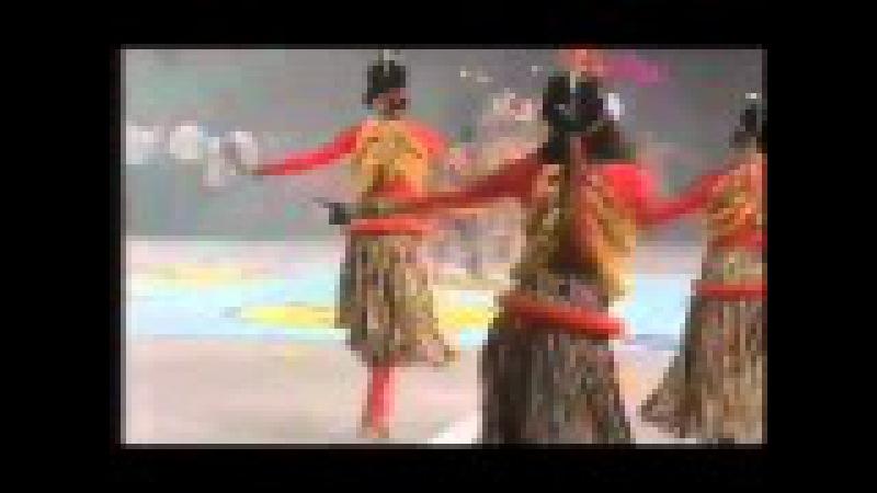 G.B.T.V. CultureShare ARCHIVES 1995 AFRICANFOLK DANCE PRESENTATION
