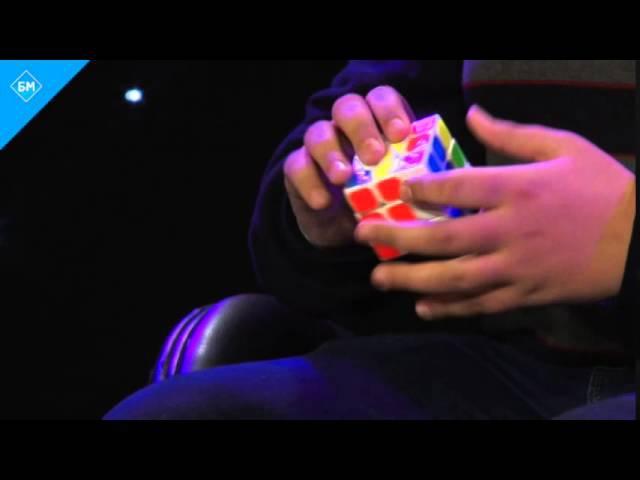 В 12 лет заработать себе на новый iPhone с помощью кубика Рубика