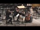 A. Schnittke - Trio for violin, viola and cello (1985)