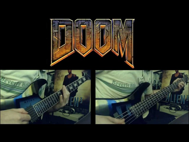 EGT - DooM - E1M1 - Metal Remix