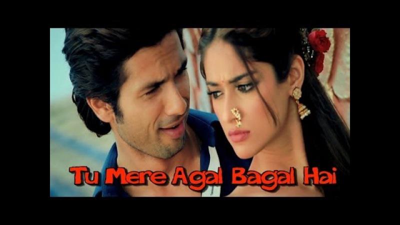 Tu Mere Agal Bagal Hai Bollywood Sing Along - Phata Poster Nikhla Hero - Shahid Ileana