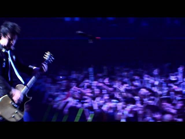 Green Day Boulevard Of Broken Dreams Live